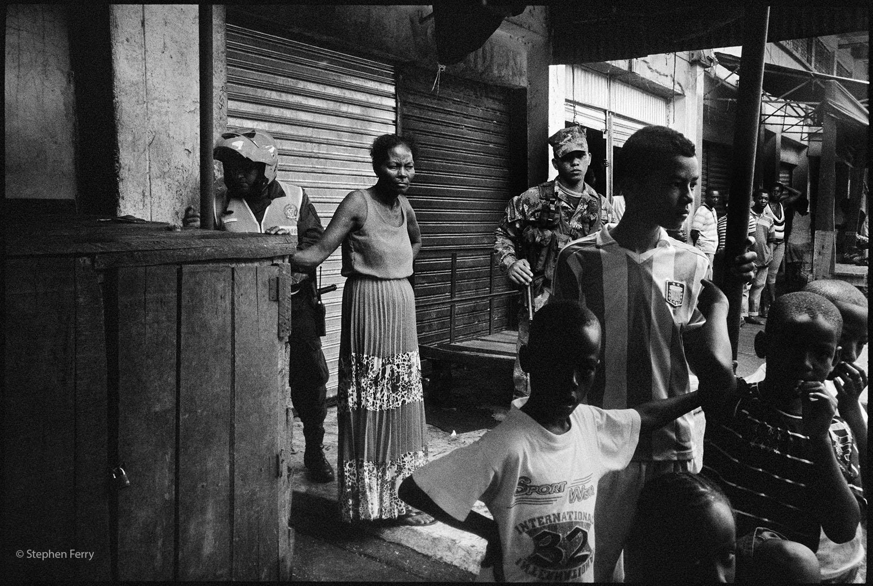 """""""La Crisis en Buenaventura"""" reporte de Human Rights Watch"""